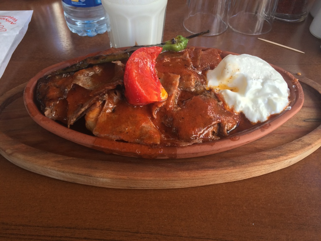 Iskender Kebab, Kasap Osman, Istanbul