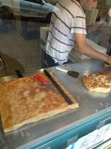 Borek Pastries, Istanbul