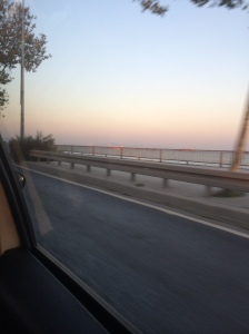 View From The Cab - Istanbul