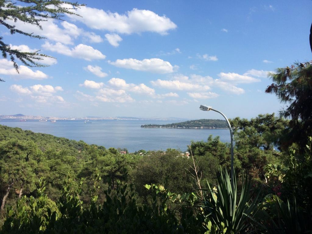 View From Buyukada Island, Istanbul