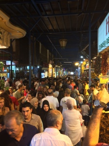 Crowds At The Spice Bazaar / Egyptian Market / Misir Carsisi, Istanbul