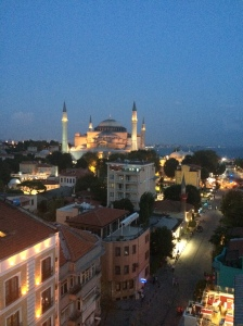 View From Adamar Hotel, Istanbul