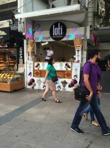 Dondurma Seller, Istanbul