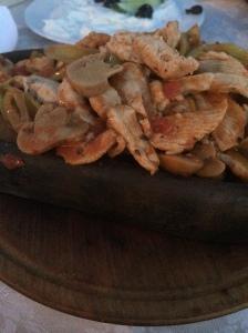 Chicken Stew, Adamar Hotel, Istanbul