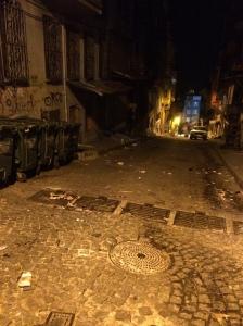 Şehsuvar Bey Mh - By Night