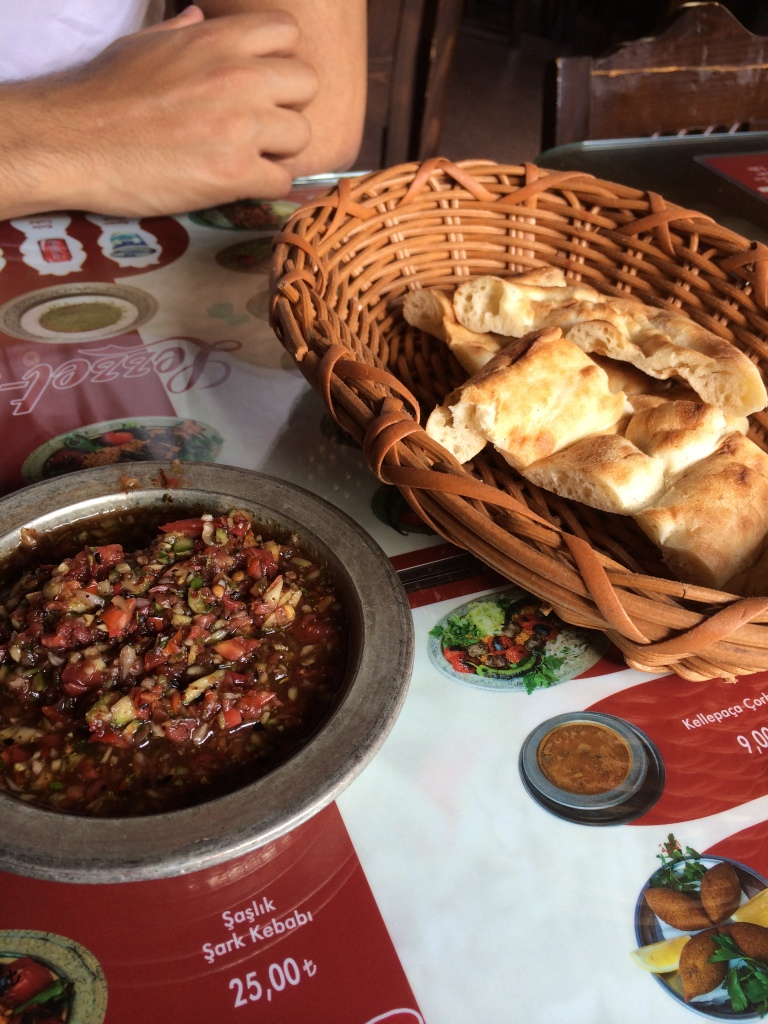 Starter At Lezzet-i Sark, Istanbul