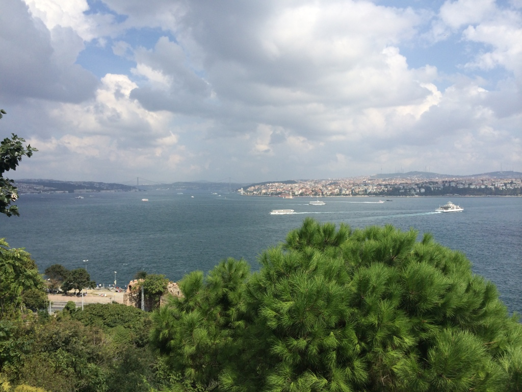 View From Topkapi Palace, Istanbul