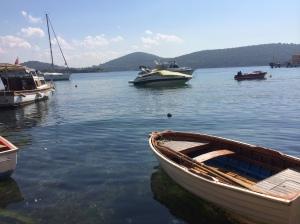 Boats At Burgazada Island, Istanbul
