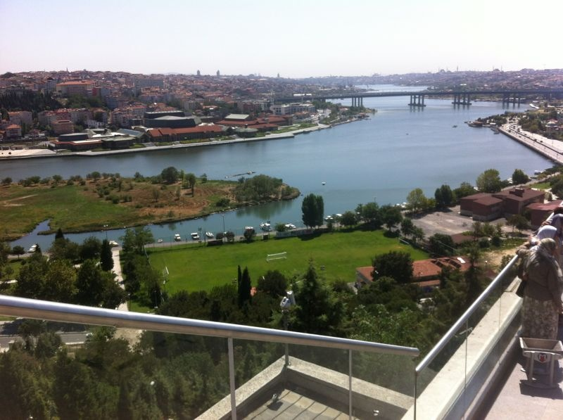 View From Pierre Loti, Istanbul