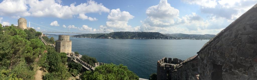 View From Rumeli Hisari, Istanbul