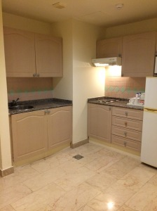 Ramada Beach Hotel, Ajman - Kitchen