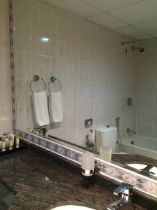 Ramada Beach Hotel, Ajman - Bathroom