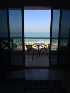 Ramada Beach Hotel, Ajman - Balcony
