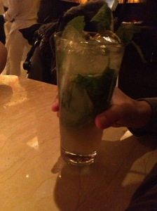 Mojito, Cheesecake Factory, Dubai Mall