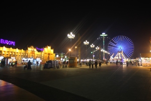 Europe, Global Village, Dubai, UAE