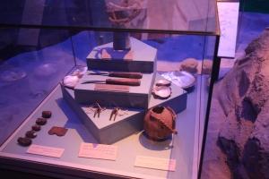 Pearl Diving Tools, Dubai Museum, Dubai, UAE
