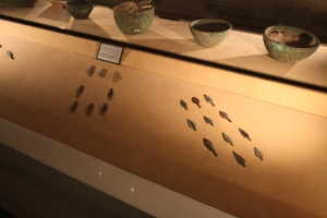 Arrow Flints, Dubai Museum, Dubai, UAE