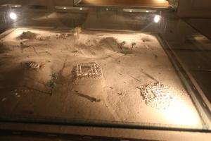 Bedouin Villages, Dubai Museum, UAE