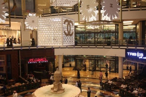 Emirates Mall, Mall of the Emirates, UAE