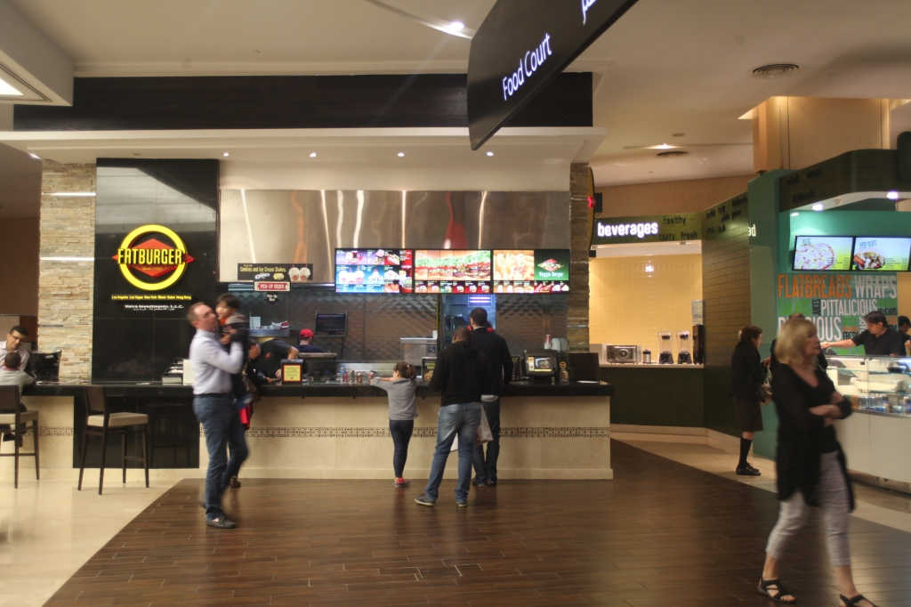 Far Burger, Dubai Mall, Dubai, UAE