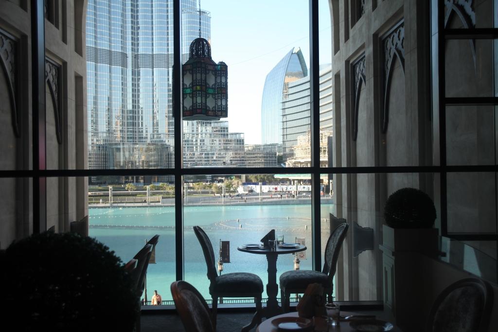 Cafes, Souk Al Bahar, Dubai, UAE