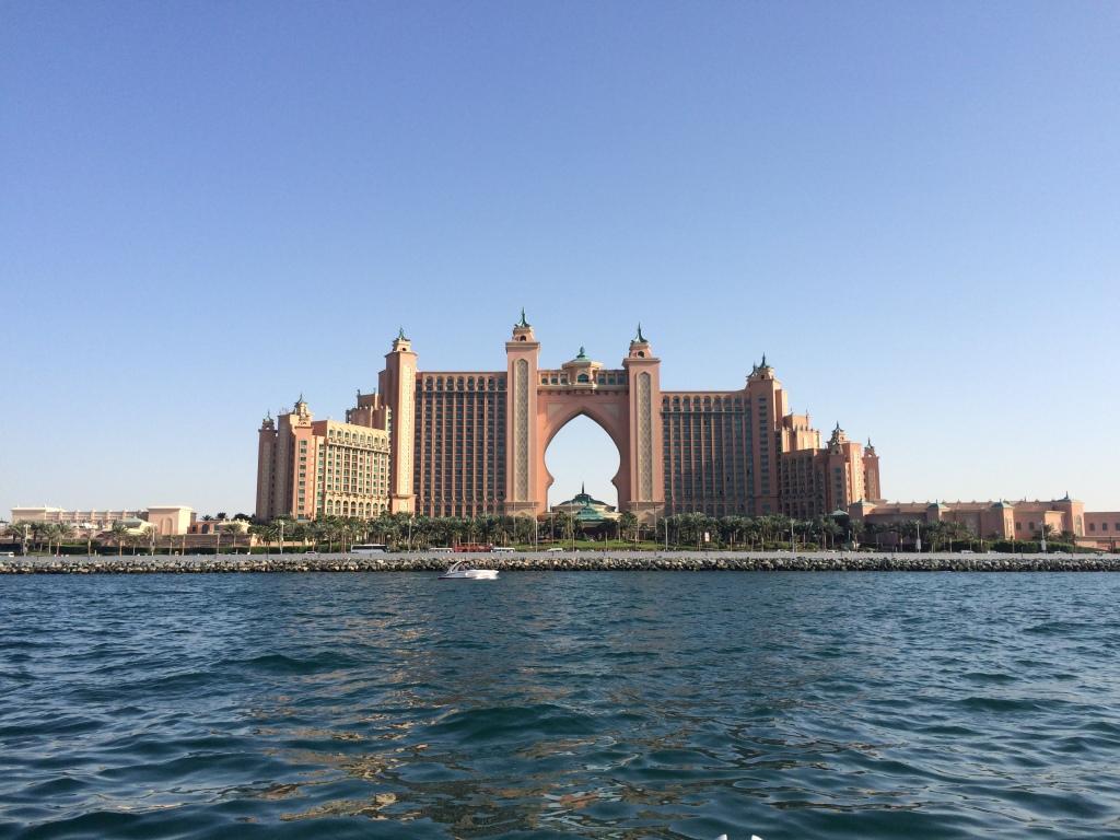 Atlantis Hotel, Dubai, UAE