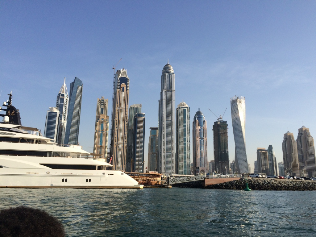 Boat Cruise, Dubai Marina, Dubai, UAE