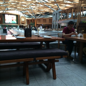 Seating Area, Noodle House, BurJuman Mall, Dubai, UAE
