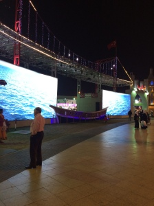 Turkish Pavillion, Global Village, Dubai, UAE