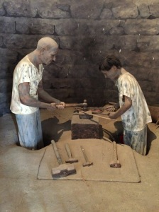 Blacksmith, Dubai Museum, Dubai, UAE