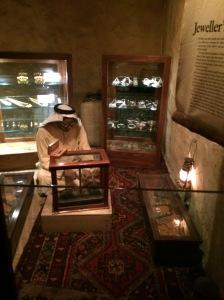 Old Jewellery Shop, Dubai Museum, Dubai, UAE
