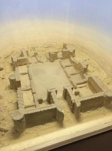 Old Bedouin Villages, Dubai Museum, UAE