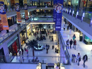 Dubai Mall, Dubai, UAE