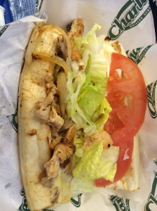 Buffalo Chicken, Charley's Philly Steaks, Deira City Centre, Dubai, UAE