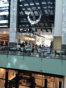 Joe's Cafe, Fashion Avenue, Dubai Mall, Dubai, UAE