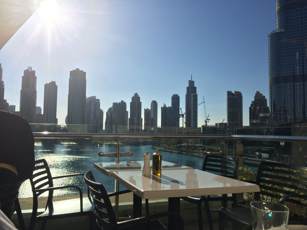 Joe's Cafe, Dubai Mall, Dubai, UAE