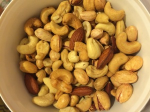 Mixed Nuts, Spice Market, Dubai, UAE