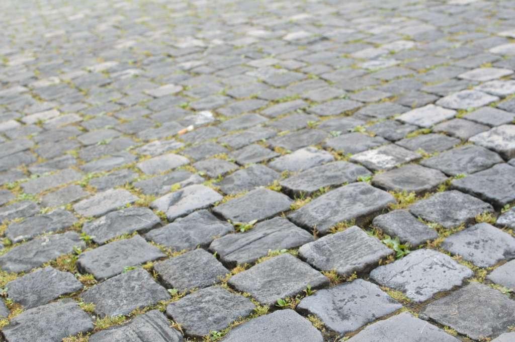Cobbled Floors, Old Town, Geneva, Switzerland