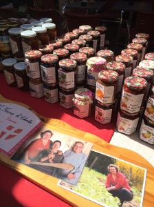 Jams, Sunday Market, Annecy, France