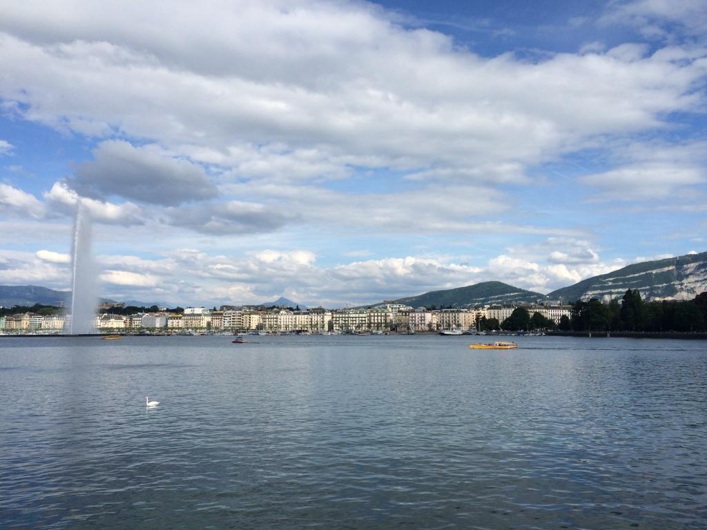 Jet d'Eau, Geneva, Switzerland (2)