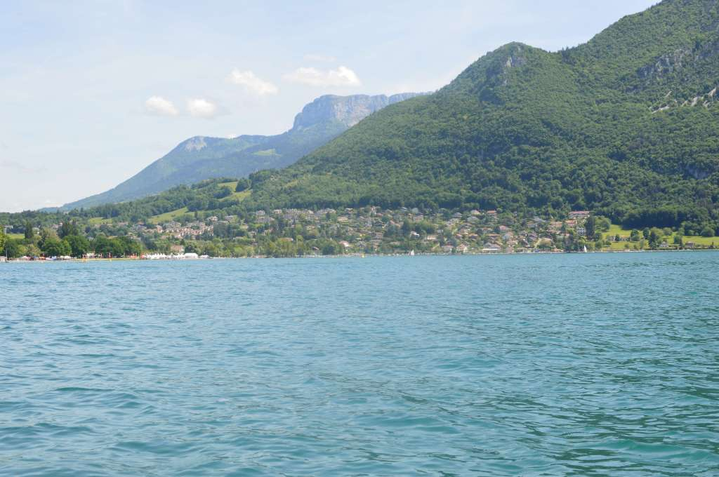 Le lac d'Annecy, Annecy, France (4)