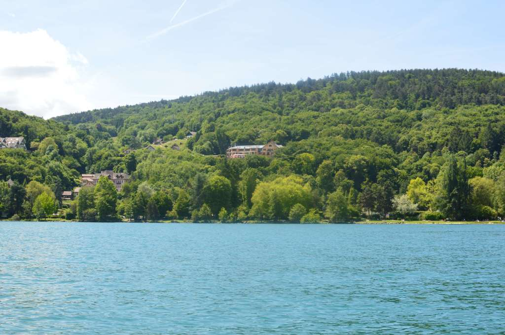 Le lac d'Annecy, Annecy, France (5)