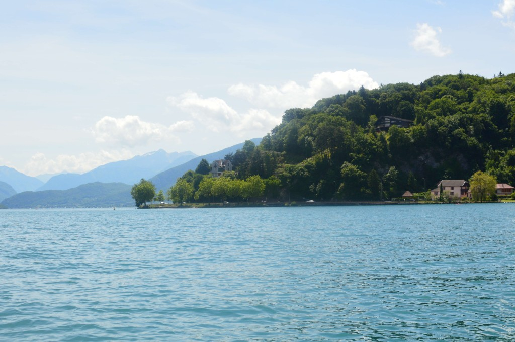 Le lac d'Annecy, Annecy, France (6)