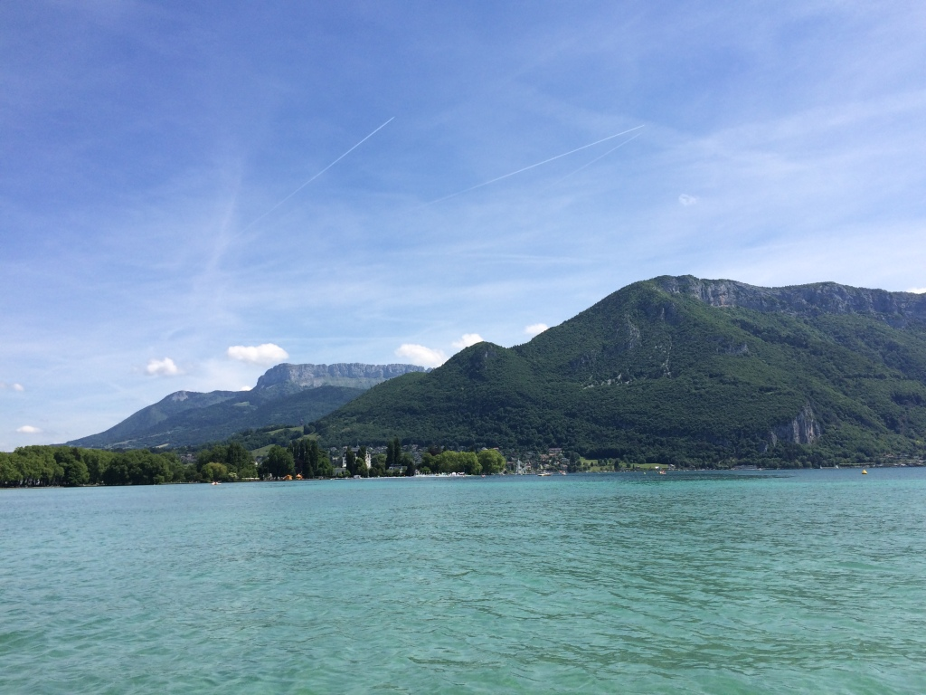 Le lac d'Annecy, Annecy, France (9)