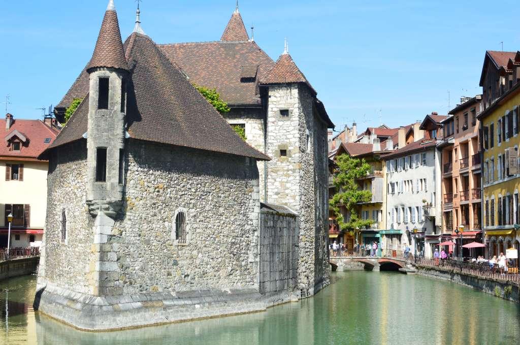 Le Palais de I'lle, Annecy, France (2)