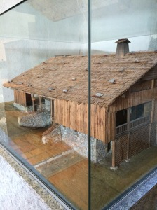 Model Homes, Musee Chateau, Annecy, France