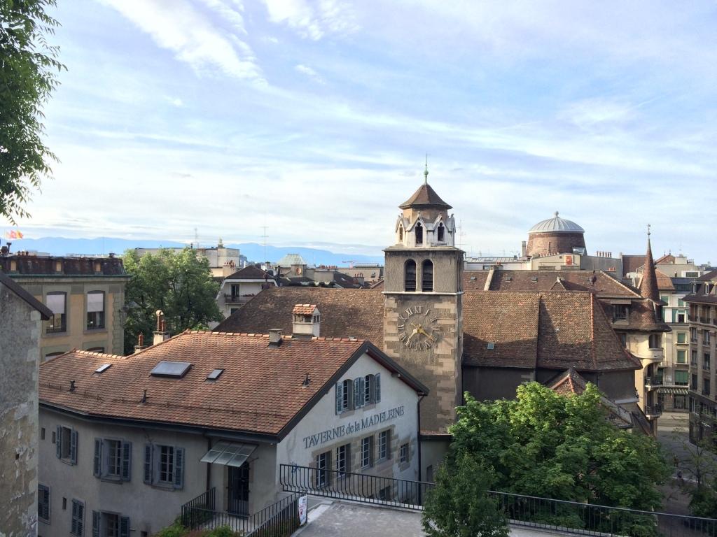 Old Town, Geneva, Switzerland