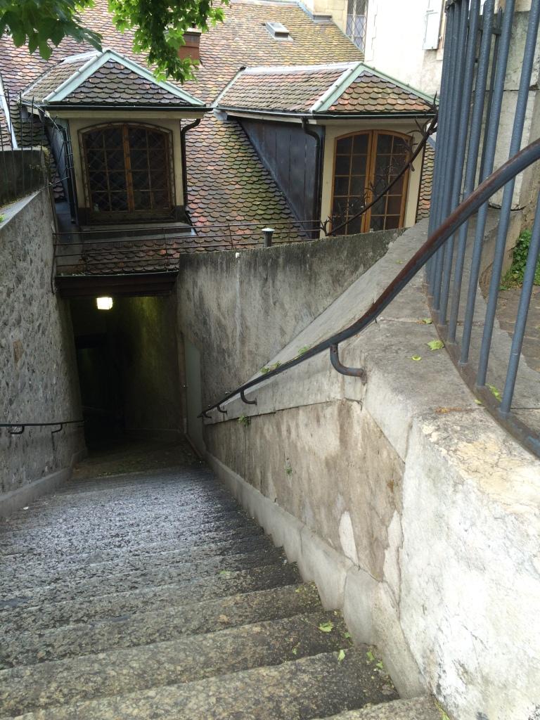 Passage Des Degres De Poules, Geneva, Switzerland