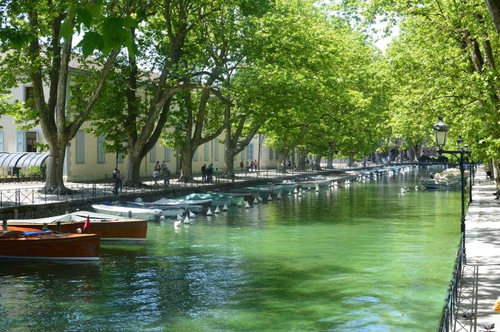 Pont Des Amours, Jardins De l'Europe, Annecy, France (2)