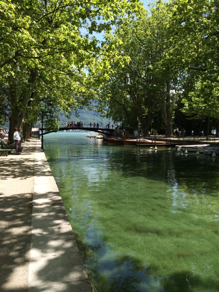 Pont Des Amours, Jardins De l'Europe, Annecy, France (7)